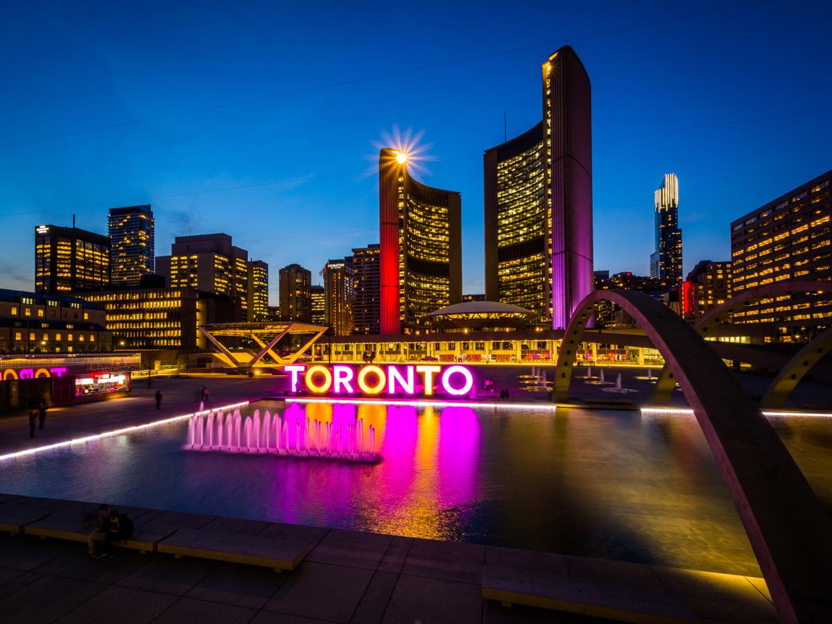Grand Hotel Toronto Canada